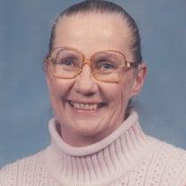 """Jacqueline """"Jackie"""" Anne McMurray Boltz"""