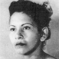 Maria Rosario Aviles