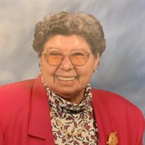 Margaret F Horton