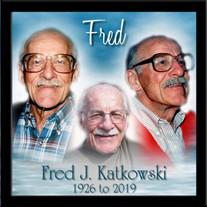 Fred J. Katkowski
