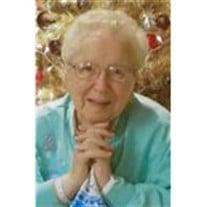 Marion B. Mensinger