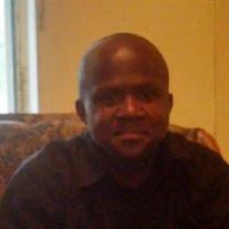 Mr. Derrick James  Harrison