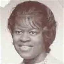 Pastor Marsha Lynn Perry