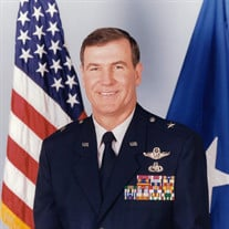 "Brigadier  General  (Retired) Ernest Randolph ""Randy"" Webster"