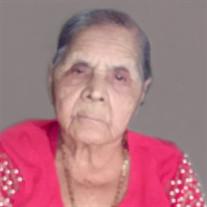 Elvira Socorro Rosas