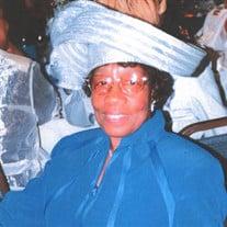 Mrs. Ola Mae Butler