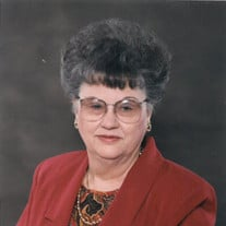 Jean Locke of Selmer, TN