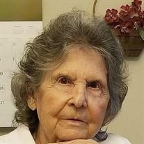 Betty Chauvin Mertz