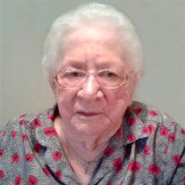 Thelma Mary Vicknair