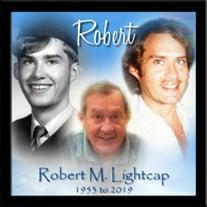 Robert M. Lightcap