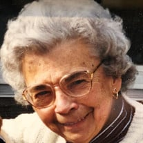 Martha  E. McKinley