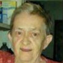 Nancy Louise Creech