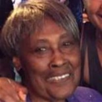 Pastor Hazel Pearl Brimmage