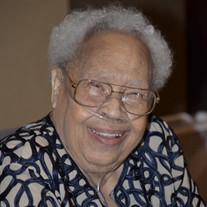 Lillian Catherine Ogburn
