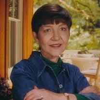 Gloria Jean Woods