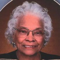 Mrs. Mary Armetter Larkins