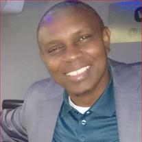 Pastor  Jean - Pierre Mwamba