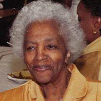 Mrs. Betty Jean Reynolds