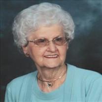 Elsie Peterson Spradley
