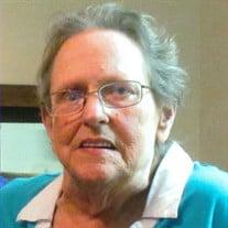 Patricia Jean  Stott