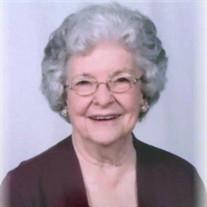 Mrs. Tula Borden