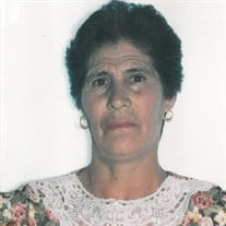 Consuelo Gonzalez Saenz