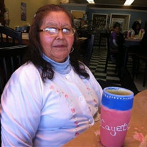 Mrs. Cayetana B. Solis