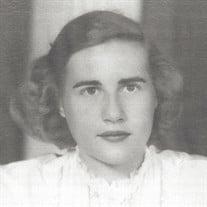 Christel A. Burnside