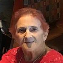 Nancy Arlene Gregg Weltz
