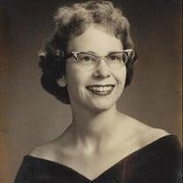 Thelma Jean Wilson Dykes