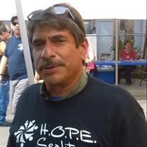 Manuel  Antonio Martinez