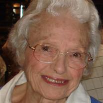 Mrs. Mary K Jackson