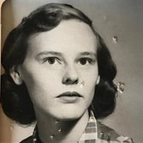Betty Jane Roberts Terry