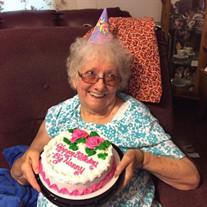Nanny Nadine  Mildred Tankersley