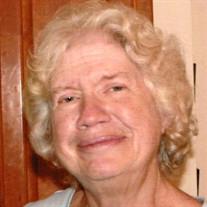Margaret Orene Allison