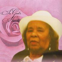 Mrs. Narvel Elizabeth Ida Wilson