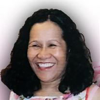 Mrs. Julieta A. Alisbo-Harris