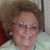 Peggy Darlene Craig Bost