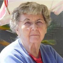 Dorothy Elaine Lundgren