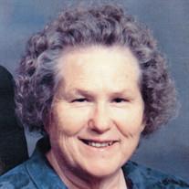 Ruth Elozette Zinner
