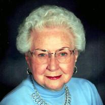 Mrs. Berniece  Gann Sanders