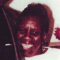 Ms. Arutharine Burton
