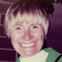 Sally Ann  Keyes