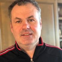 Daniel Patrick  McClaffarty