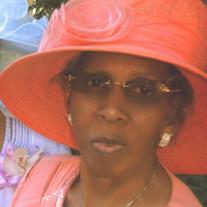 Mrs. Vera Hendrix