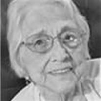 Adaline Blanche Gillespie