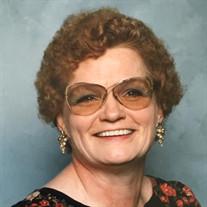 Margaret Evelyn Anderson