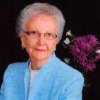 Mrs. Myrtle Emma (Schroeder) Thane