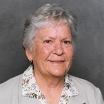 """Carolyn """"Jeannie"""" Jean Hewitt"""