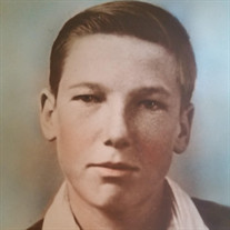 "Elmer Theodore ""Butch"" Bishop"